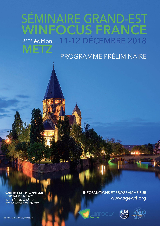 3ème Séminaire Grand Est WINFOCUS-France - Mars 2021